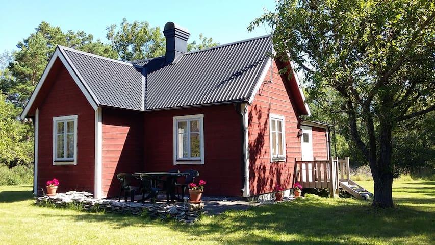 Fårö Ödehoburga - Gotland N - บ้าน