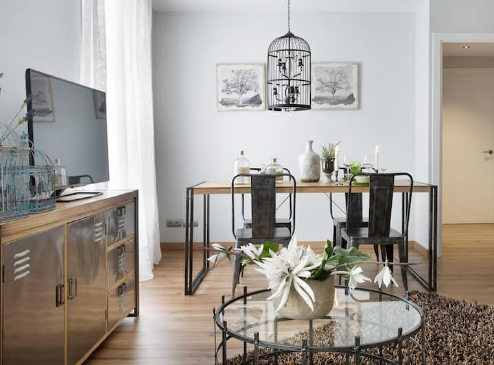 Bright & Cozy apartment in the best neighborhood
