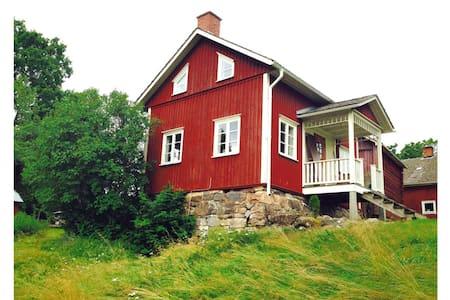 Mysigt hus - Tasebo - Haus