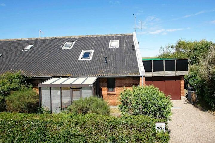 Exclusiva casa de vacaciones en Skagen con sauna