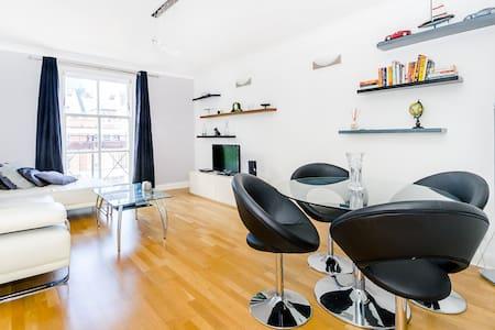Modern 1 bed flat, Zone 1, London