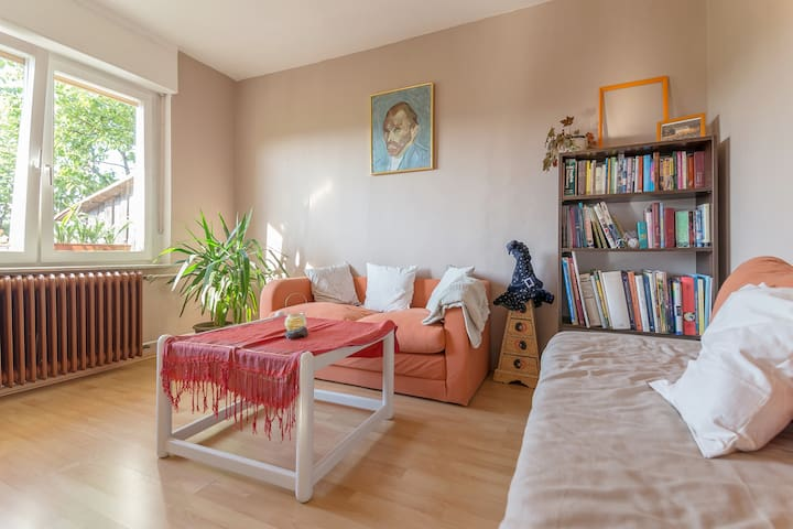 A cozy countryside getaway - Praše - Appartement
