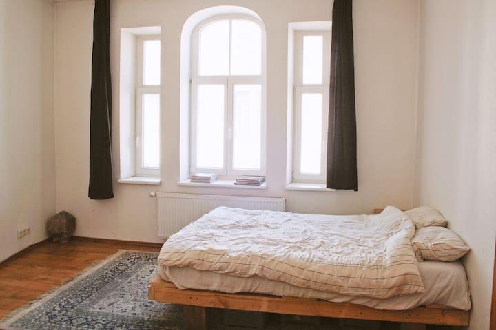 Bright apartment in center - Riga - Pis
