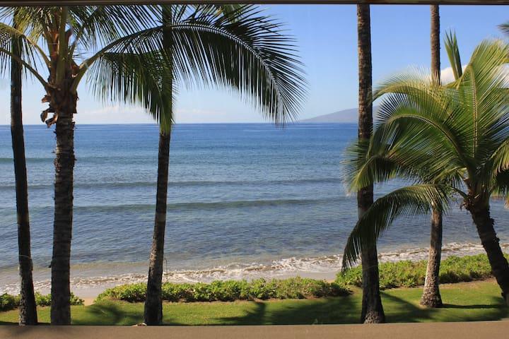 Lahaina Oceanfront Paradise   - Lahaina - Ev