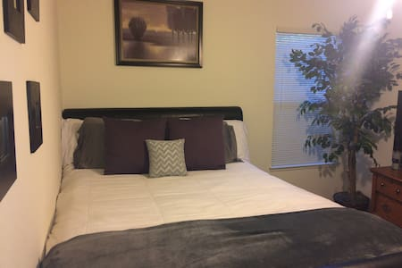 Clean, Quite Private Room - Clovis