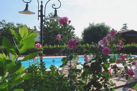 Holiday house near Perugia for 3