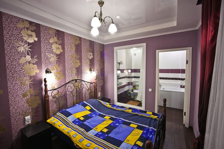 Cozy private rooms in the hotel  - Novosibirsk - Bed & Breakfast