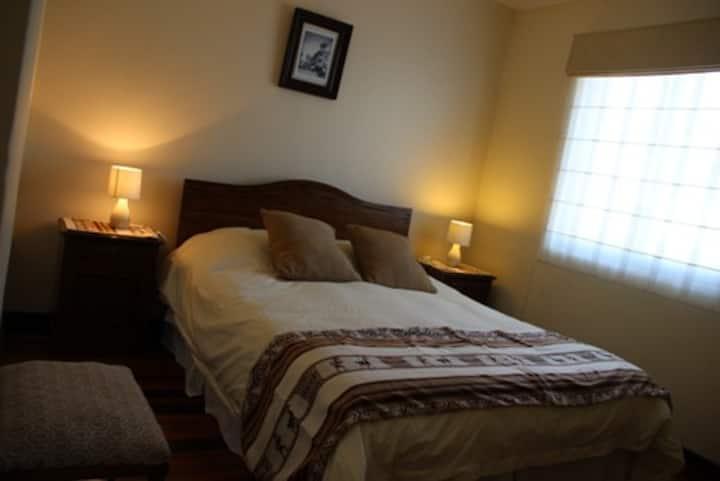 Habitación Matrimonial en Alojamiento Familiar