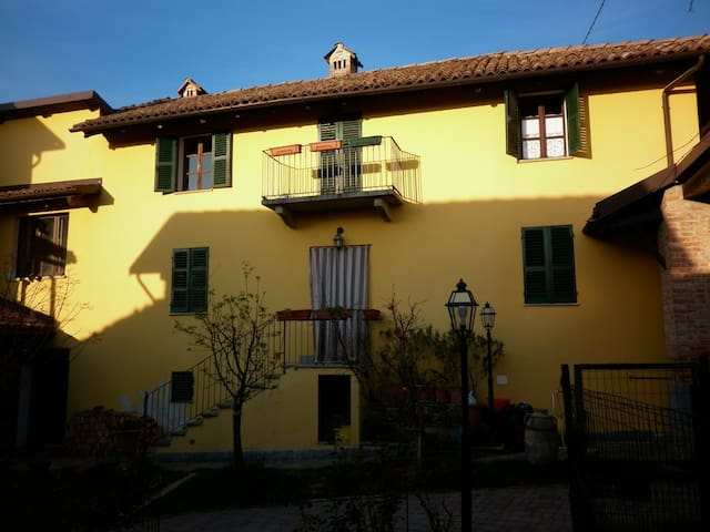 Casa Gaia - historic residence '700 - Castagnole delle Lanze - Apartment