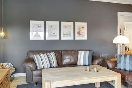 96 m2 lækker lejlighed, 1,5 km fra Randers Centrum - Randers