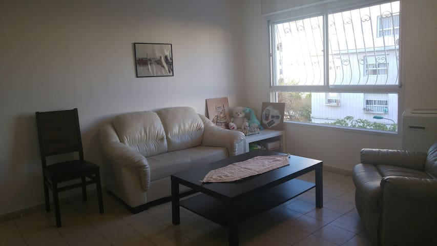 Close to Airport,Train&TLV+parking - לוד