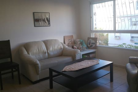 Close to Airport,Train&TLV+parking - לוד - Apartament
