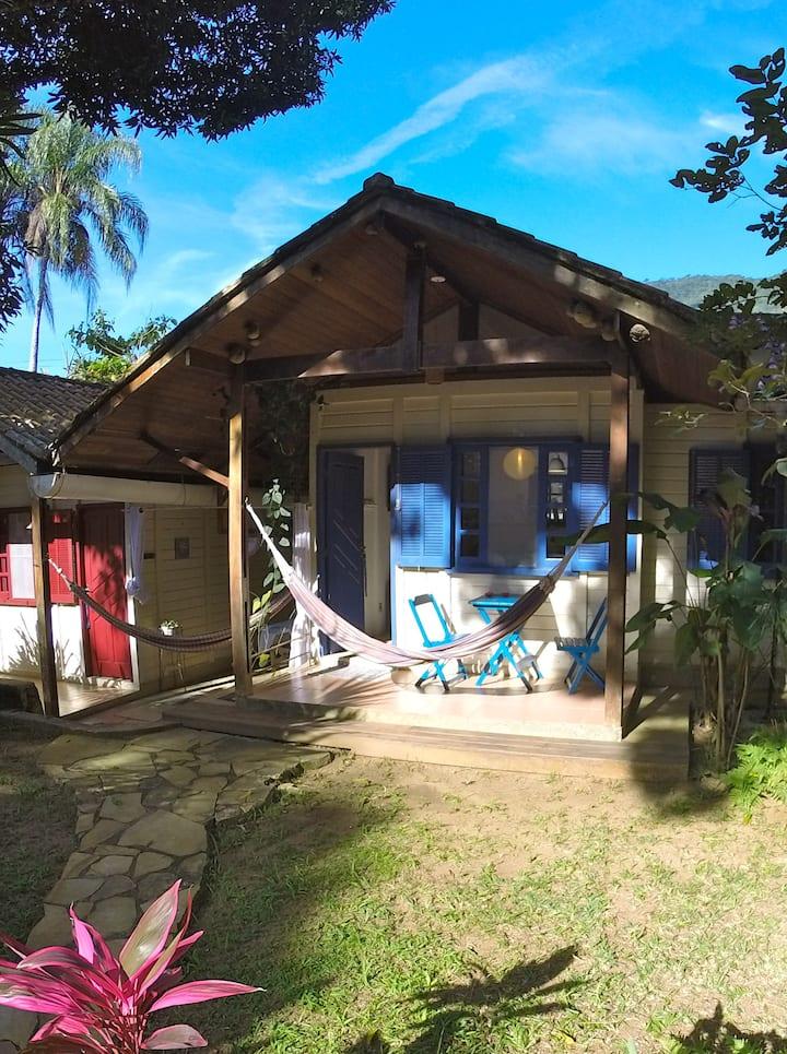 Aldeia Ilha Grande Cabin 3