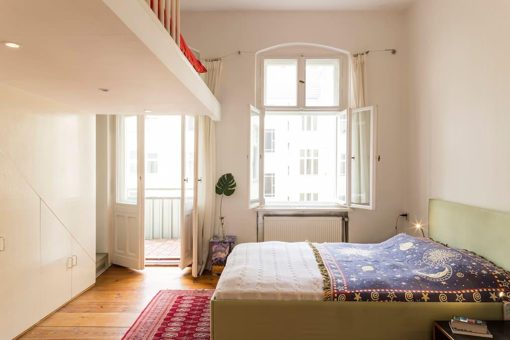 Zimmer 1 (mit Balcon)