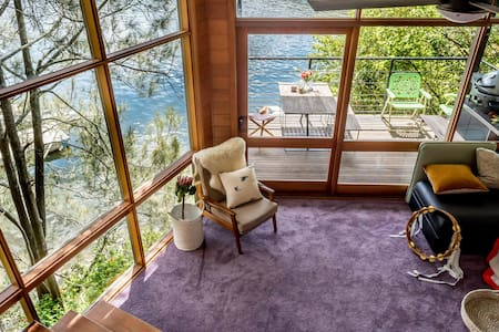 Riverfront Escape, Berowra Waters (8 Dusthole Pt)