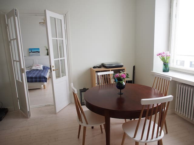 Lovely apartment with a view to the sea and city - Helsinki - Apartemen