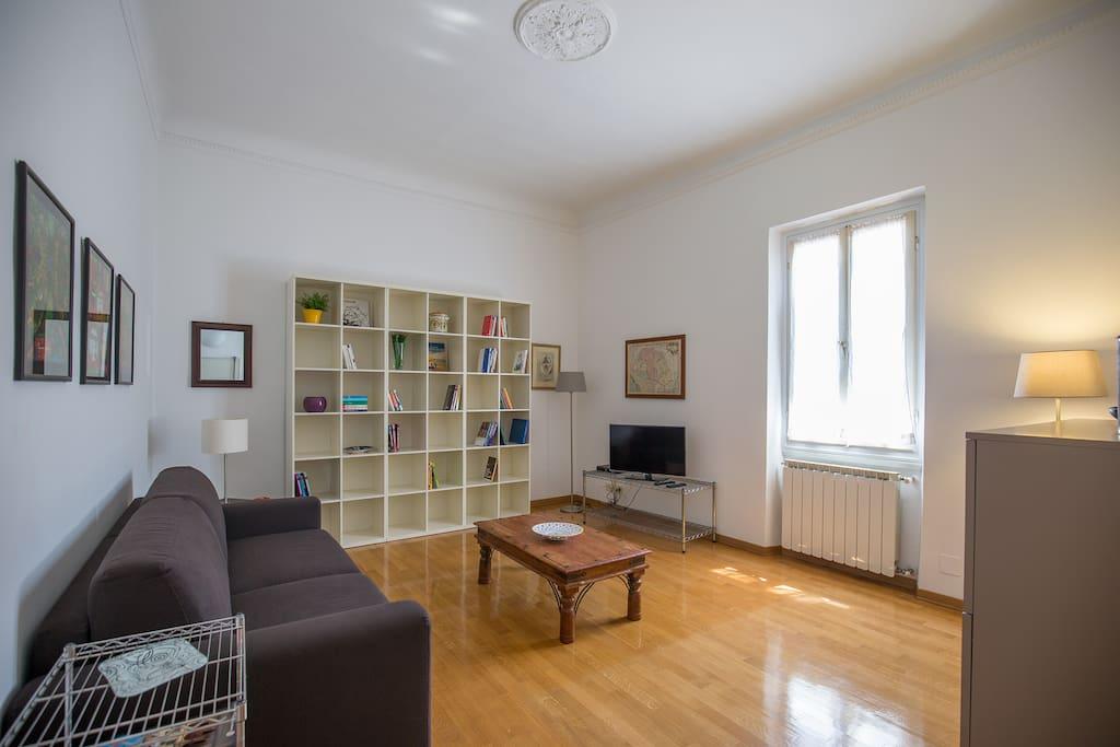 Nicolo 39 apartment florence pitti appartamenti in for Soggiorno pitti firenze
