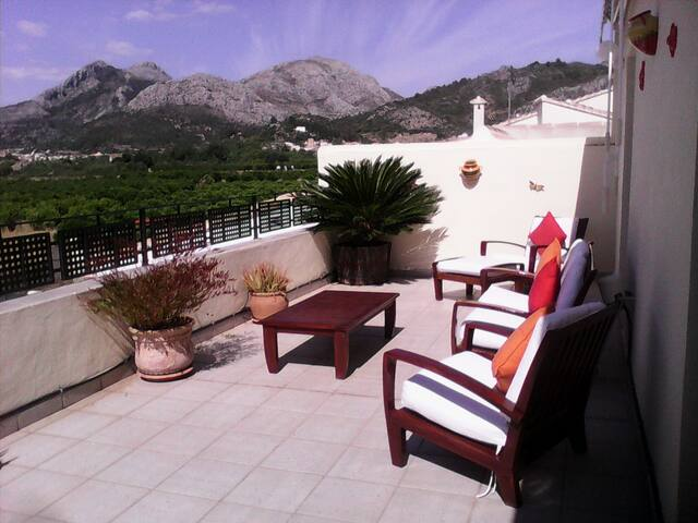 SUPERB Costa Blanca 5 Bed Pool Home - Benimeli - Casa