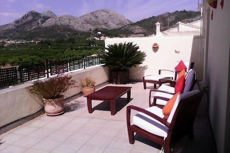 SUPERB Costa Blanca 5 Bed Pool Home - Benimeli