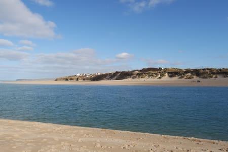 Surf'n'Beach Paradise Chalet - Cornwall - 木屋