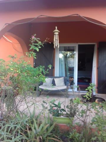 Maison  à wakone