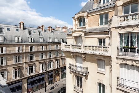 Charming 1 bdr apt. at the Louvre