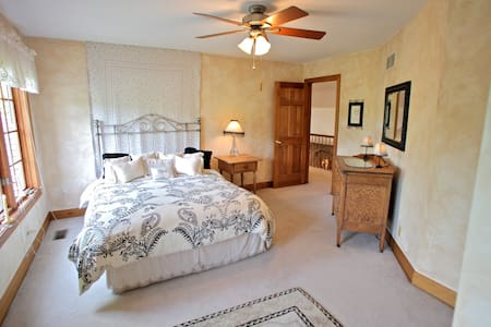 Two-Room Suite in Country Estate - St. Charles