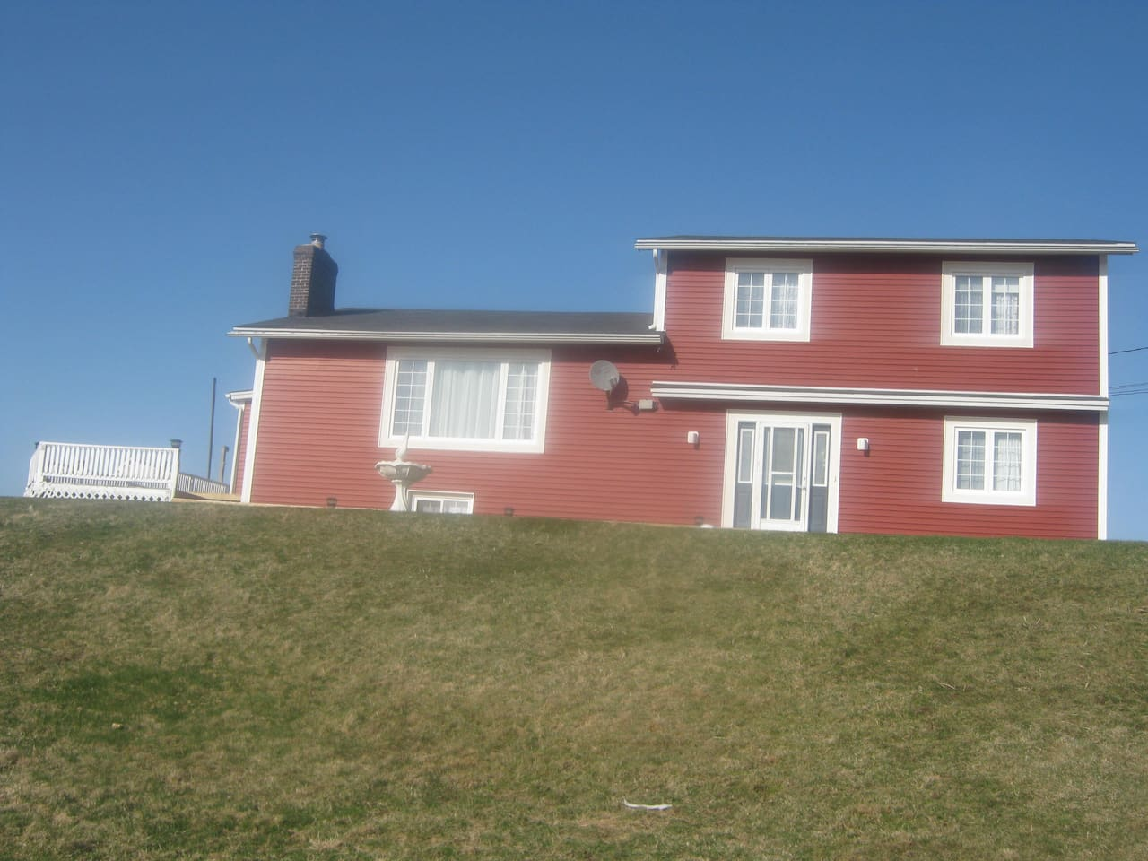 Large Home on the Atlantic  Pouch Cove NL