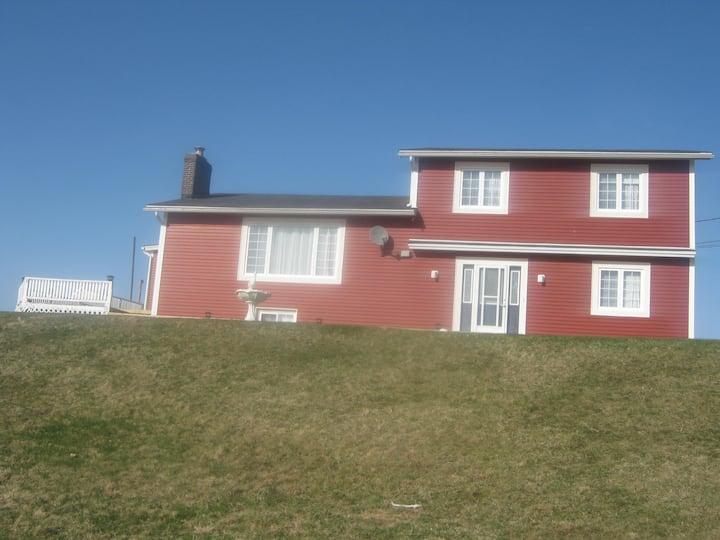 Large Home on Atlantic Ocean