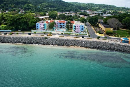 Ocean's Edge, Immerse in Puerto Rican Culture - Aguadilla Pueblo