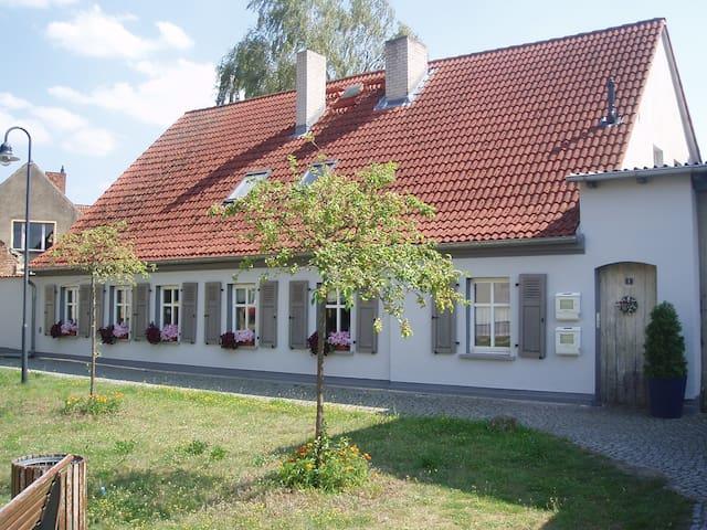 EG Die alte Stadtmühle von Kloster Zinna