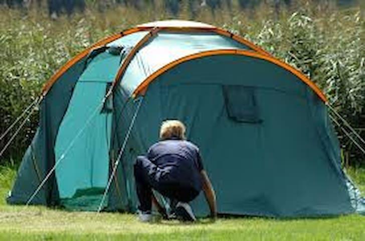 Affitto tenda per tre persone max.. - Sellia Marina