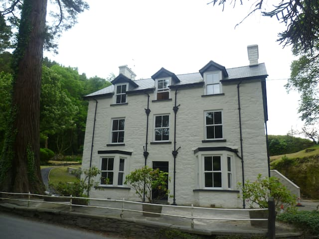 The Fairy Glen Self Catering Apt2 - Betws-y-Coed - Huoneisto