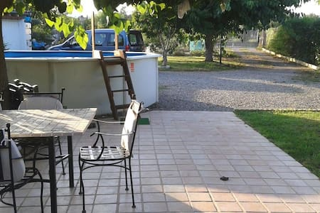 Casa de campo .3P/4/ 4 km  Cambrils - Bed & Breakfast