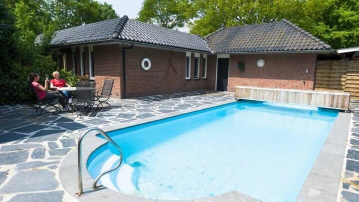 Wellness villa (tot 18 personen) op de Veluwe