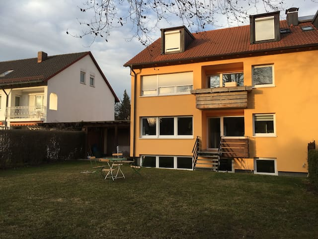 Newly renovated apartment near Munich - Fürstenfeldbruck - Appartamento
