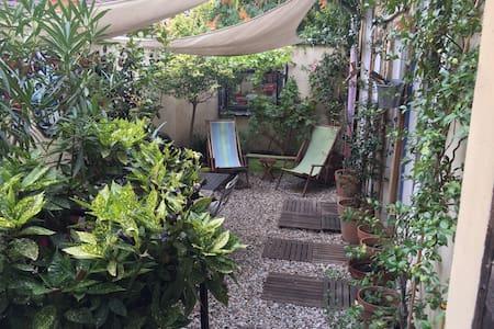 Loft avec terrasse verdoyante - Lyon