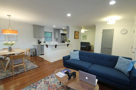 Super Stylish and Comfy Bungalow, Near Uptown!