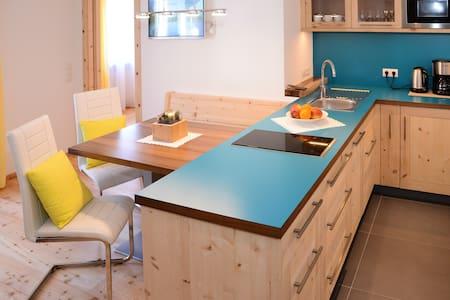 Wohlfühlappartement im Vinschgau - Burgusio - Bed & Breakfast