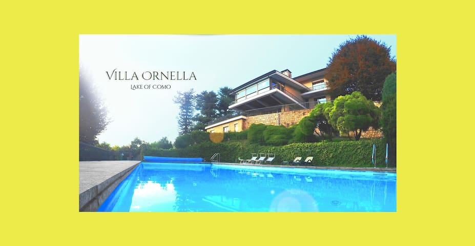 Villa Ornella - Luxury Mansion (12 people version)