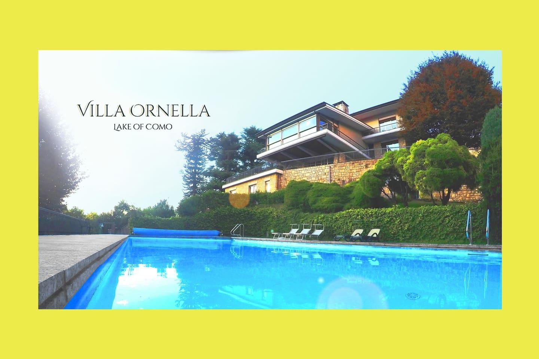 Villa Ornella - jewel of the Lake of Como