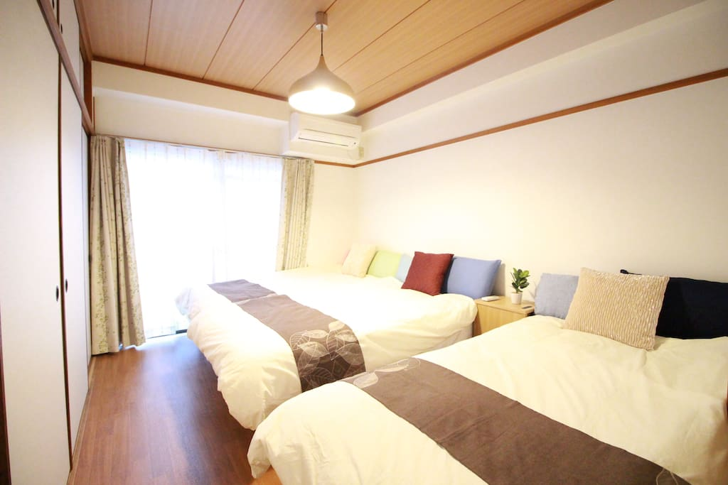 clean and comfortable room!