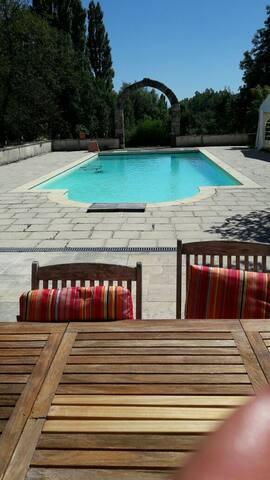 Chambre d'hote du coté de chez Swan - Divonne-les-Bains - Bed & Breakfast