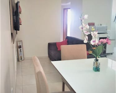 Apartamento completo e harmonioso