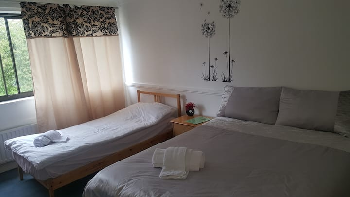 Miovra's guest room#1, For 1 , 2 or 3 people..
