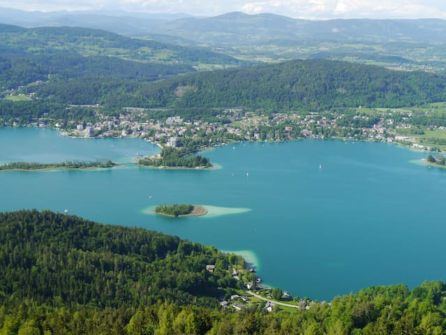 Cozy Groundfloor App. + FreeParking - Klagenfurt am Wörthersee - Apartament