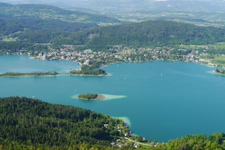 Cozy Groundfloor App. + FreeParking - Klagenfurt am Wörthersee - アパート