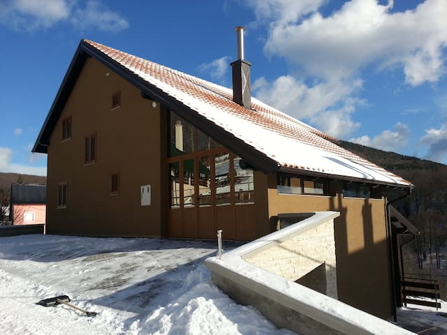 Bijele Stijene - Mrkopalj - Apartamento