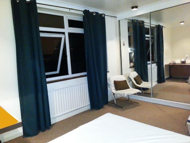 Preciosa ensuite habitación - London - Rumah
