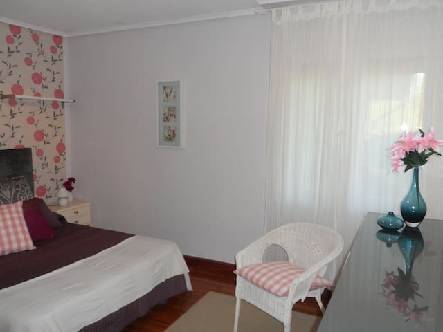 Cosy flat in the countryside - Mercadillo - Apartemen